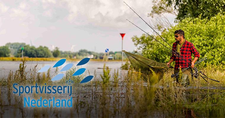 Wij werken samen met | Sportvisserij Nederland